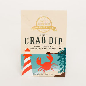 Pacific NW Foods – Spicy Crab Dip Mix