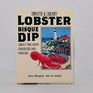 Pacific NW Foods - Lobster Bisque Dip Mix