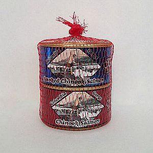 Tony's Chinook & Smoked Chinook 2-pack