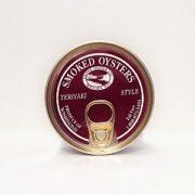 Ekone Smoked Oysters - Teriyaki