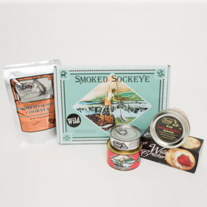 6-piece salmon and tuna gift pack