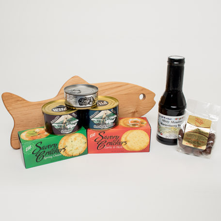 8-Piece Fish Board Gift Pack