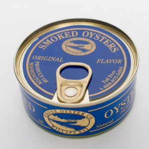 Smoked Oysters – Original